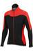 Sportful Fiandre Norain Jacket Men Black/Fire Red